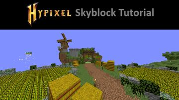 How to Play Hypixel SkyBlock [3] - Farming Minecraft Blog