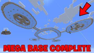 I FINISHED MY MINECRAFT MEGA BASE (Logcraft Season 3) Minecraft Blog