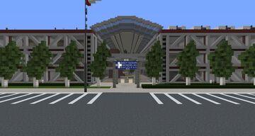 Grey + Sloan Memorial Hospital Minecraft Blog