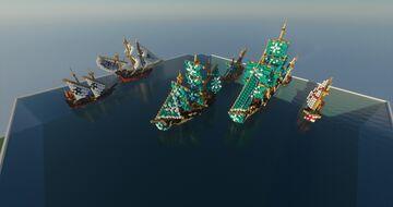 Naval Fleet Minecraft Blog