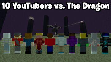 10  Minecraft YouTubers vs. The Ender Dragon Minecraft Blog