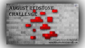 August Redstone Challenge Day 3 Polls OPEN!!! Minecraft Blog
