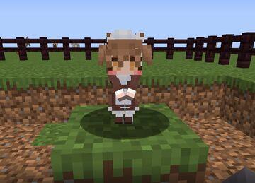 Squriel Little Maid TEST V1 Minecraft Blog