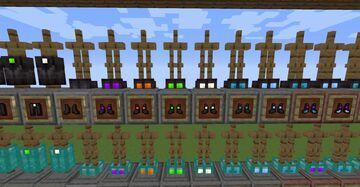 Visual Enchantment Gems v1.3.0: Status Update Minecraft Blog