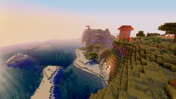 Cool Screenshots and Wallpapers with Shaders! Minecraft Blog