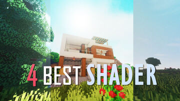 4 Best minecraft shader ! (in my opinion) Minecraft Blog