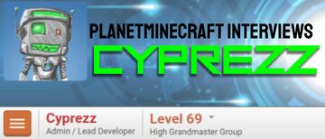 Planet Minecraft Interviews Cyprezz Minecraft Blog