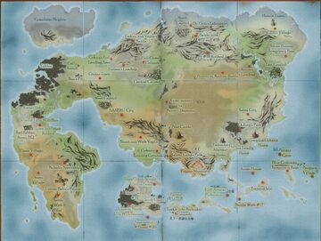 an update on the dragon ball world map Minecraft Blog