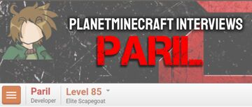 Planet Minecraft Interviews Paril Minecraft Blog