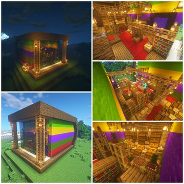 My YouTube channel Minecraft Blog