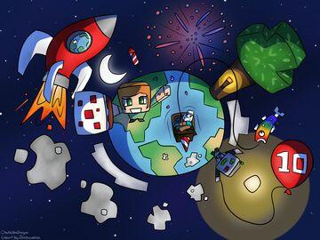 Happy 10th Anniversary PMC! Minecraft Blog
