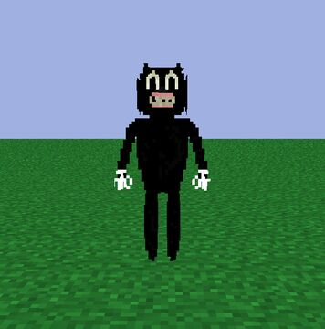 cartoon cat Minecraft Blog