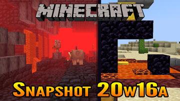 Minecraft Snapshot 20w16a | Bastion Remnants & Ruined Portals Minecraft Blog