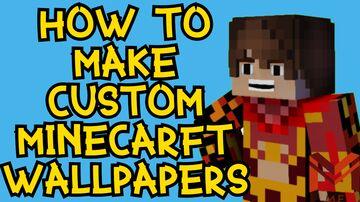 Custom Made Minecraft Thumbnail Minecraft Blog