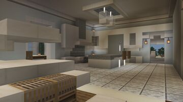 minecraft mansion interior ideas