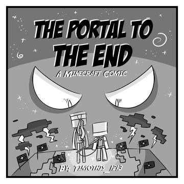 The Portal to the End Minecraft Blog