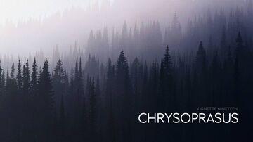 Vignette #19 - Chrysoprasus Minecraft Blog