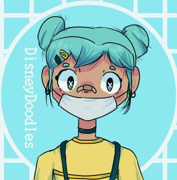 Umm Mask girl thingy thing Minecraft Blog