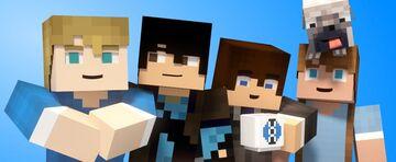 I like Black Plasma Studios. Minecraft Blog