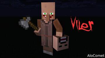Viler: first concept art Minecraft Blog