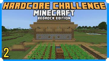 Hardcore Challenge Update Seed #2 Minecraft Blog