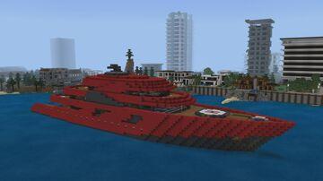 A Tour Of My Old Minecraft Yacht Minecraft Blog