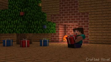 Wishing you a very merry and blocky Christmas! Minecraft Blog