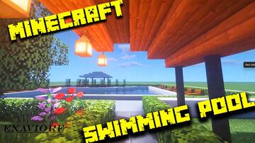 My Backyard Swimming Pool Design! :) Minecraft Blog