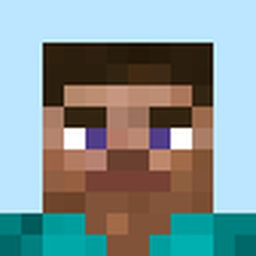 Steve - Animated Profile Picture Minecraft Blog