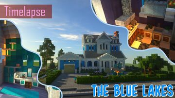 Blue Lakes House Interior [VIDEO] Minecraft Blog