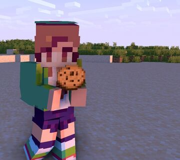 (Not requested) Render For DinowCookie Minecraft Blog