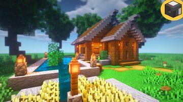 Minecraft House EASY SMALL Minecraft Blog