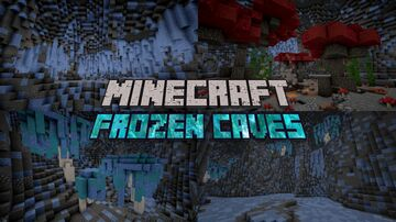 Frozen cave biomes | minecraft 1.17 | minecraft cave update ideas Minecraft Blog