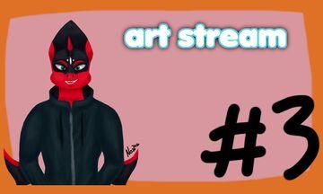 27th Feb Art Stream Minecraft Blog