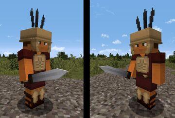 Antiqua Italia Devblog 2: Models and Textures Minecraft Blog