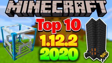 Top 10 Best Minecraft Mods 1.12.2 2020 #12 Minecraft Blog