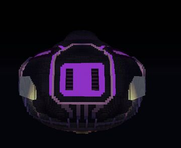 Eerie Flying Object Minecraft Map & Project