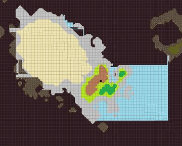 Final Fantasy VI World of Ruin Map - Day 31 Progress Minecraft Blog
