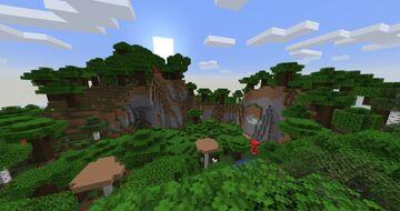 Minecraft Mushroom Cave Biome(s) Minecraft Blog