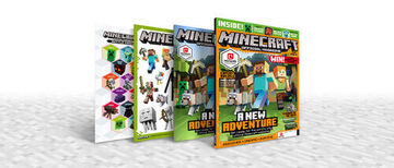 Almost 3 years ago the minecraft official magazine asked to use my terrible skin, and I still don't know why. Minecraft Blog