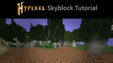 How to Play Hypixel SkyBlock [4] - Foraging Minecraft Blog