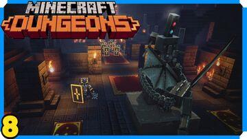 Minecraft Dungeons Full Game Walkthrough | 8 | Highblock Halls Minecraft Blog
