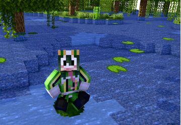 For Froggy Minecraft Blog