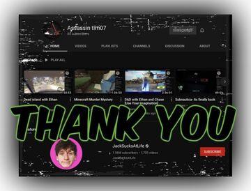 "Thank You, ""Assassin tim07""!!! Minecraft Blog"