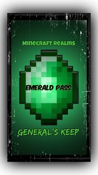 "The MMG ""Emerald Pass"" Contest Minecraft Blog"