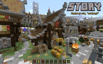 Medieval Storrages Minecraft Blog