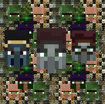 Adapted Villagers Trailer 4 the Iillagers  are coming Minecraft Blog