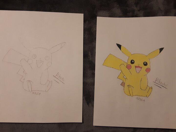 Popular Blog : Pikachu