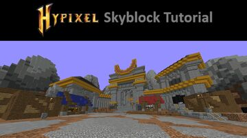 How to Play Hypixel SkyBlock [5] - Mining Minecraft Blog