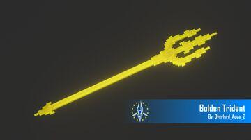 Golden Trident Minecraft Blog